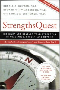 strengths-quest-book